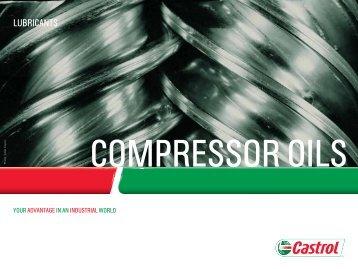 Compressor oils - Castrol