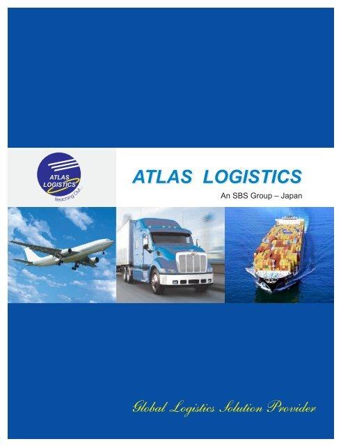 ATLAS LOGISTICS - Logistics Companies In Bangalore