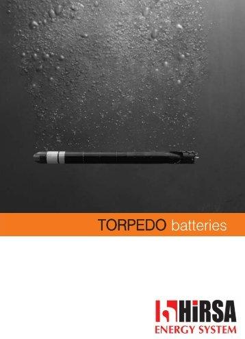 TORPEDO batteries