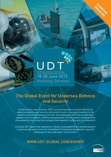 exhibition brochure - UDT