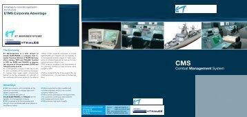 Combat Management System - etms