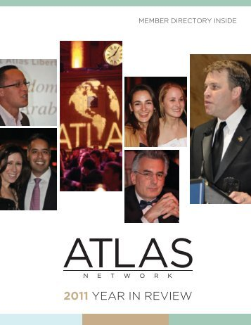 2011 YEAR IN REVIEW - Atlas Economic Research Foundation