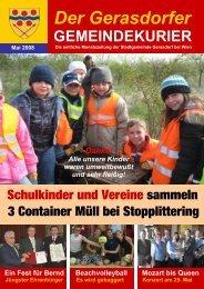 Gemeindekurier 6/2008 - Teil 1 (0 bytes) - Gerasdorf