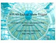 ATLAS Endcap Muon Trigger