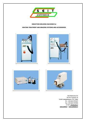 Seit Elettronica presentazione azienda e prodotti ING