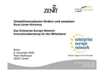 Das Enterprise Europe Network