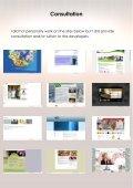 Alphabetical list of all sites (cont) - Ian D Williams Website Design Ltd - Page 4
