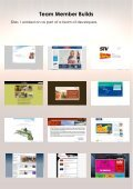Alphabetical list of all sites (cont) - Ian D Williams Website Design Ltd - Page 6