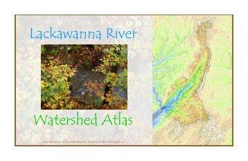 Lackawanna River Watershed Atlas - LRCA
