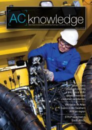 The Construction Tools Organisation (CTO) - Atlas Copco South Africa