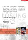 Automatische Feuerlöschsysteme für Farblackieranlagen - Minimax - Seite 3