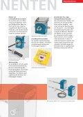Automatische Feuerlöschsysteme für Farblackieranlagen - Minimax - Seite 5