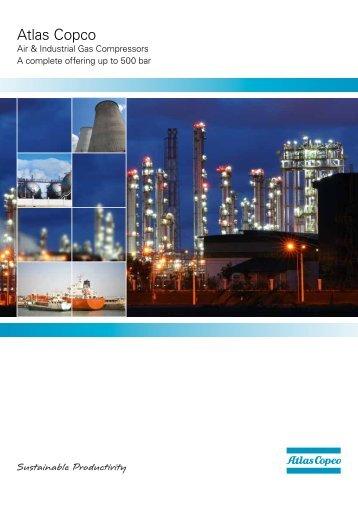 CU/CT/CN/CS Compressor Range - Atlas Copco