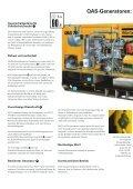 Atlas Copco Generatoren - WSU Baumaschinen GmbH - Seite 2