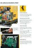 Atlas Copco Generatoren - WSU Baumaschinen GmbH - Seite 3