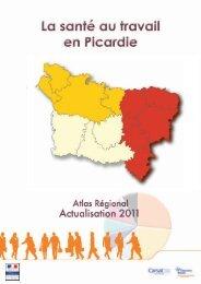 Atlas régional de la santé en Picardie actualisation - Direccte