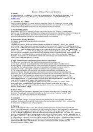 AGB´s & Zahlungsmod. 29.07.08_e - Mizu Vertriebs GmbH