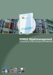 DOMUS Objektmanagement