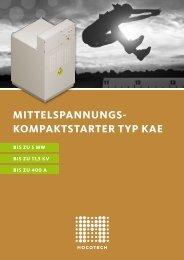 KAE Produktbroschüre - Mocotech GmbH