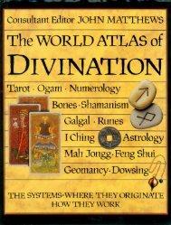 ~ DIVINATION - Robert Temple