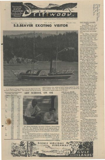 special - Salt Spring Island Archives