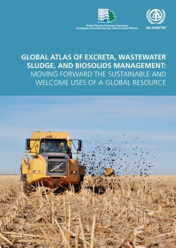 Global Atlas of Excreta, Wastewater Sludge and ... - Development