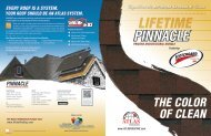 Pinnacle Scotchgard Brochure - Huttig Building Products