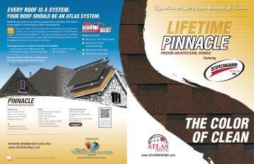 Pinnacle Scotchgard Brochure - Huttig Building Products