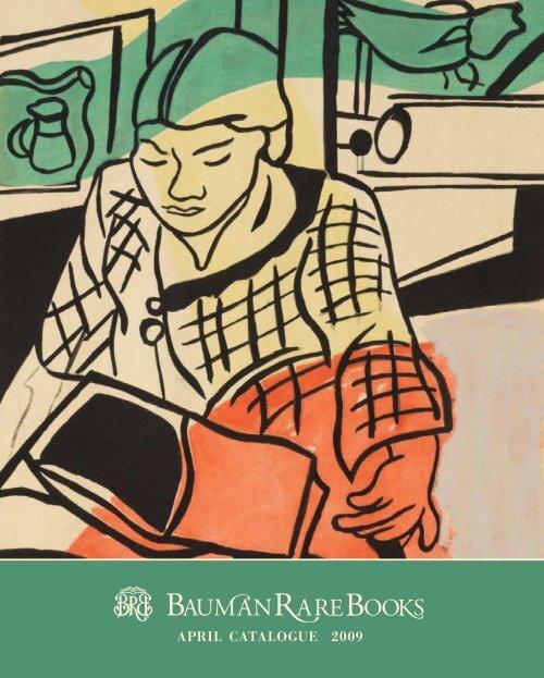 April Catalogue Bauman Rare Books