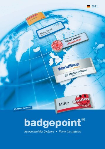eShop - Badgepoint