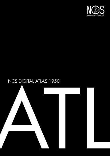 NCS DIGITAL ATLAS 1950 - 3H-Lacke