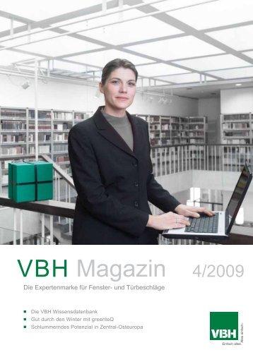 network future - VBH Polska