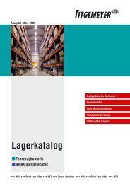 Lagerkatalog - Titgemeyer