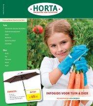 INFoGIDs VooR TuIN & DIER - Horta