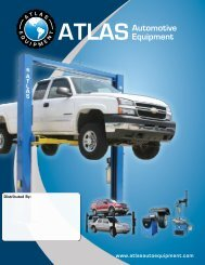 AtlAsAutomotive Equipment