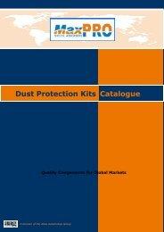 Dust Protection Kits Catalogue - Maxproshocks.com