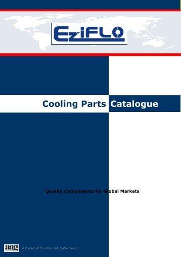 Cooling Parts Catalogue - Atlas Auto - index