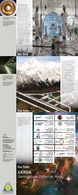 Germanium Detector Array - Max-Planck-Institut für Kernphysik - Seite 2