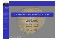 Upsilon suppression in PbPb-collisions at the LHC