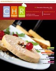 Maroc - CHR Magazine