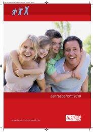 LVW Jahresbericht 2010 - Landesverkehrswacht Niedersachsen eV