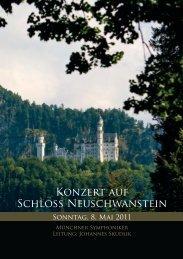 Konzert auf Schloß Neuschwanstein - München Ticket