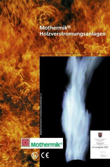 Kraft-Wärme-Kopplung mit Kompetenz und ... - bei Mothermik