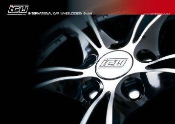 INTERNATIONAL CAR WHEELDESIGN GmbH - icw-alufelgen.de
