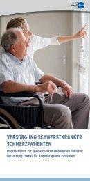 versorgung schwerstkranker schmerzpatienten - Mundipharma