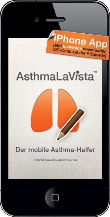 AsthmaLaVista - Der mobile Asthma-Helfer - Mundipharma