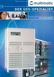 usv-technologie - multimatic