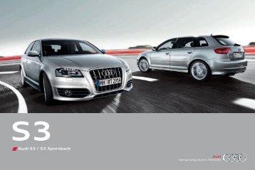 Audi S3 / S3 Sportback