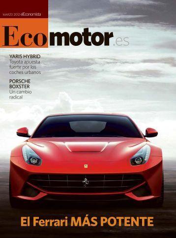 El Ferrari MÁS POTENTE - El Economista