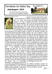 July August 2012.pdf - St Andrews Marks Tey
